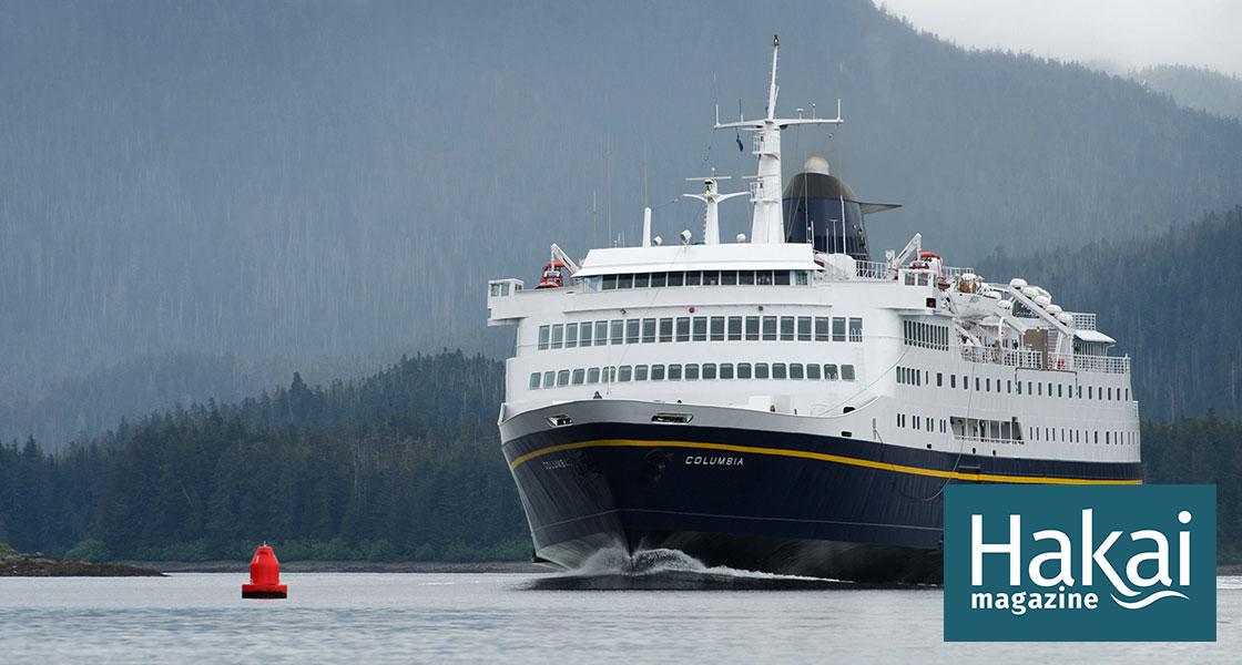 An Alaskan Voyage to Track Ocean Acidification   Hakai Magazine