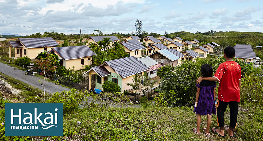 The Empty Houses That Foreign Aid Built | Hakai Magazine