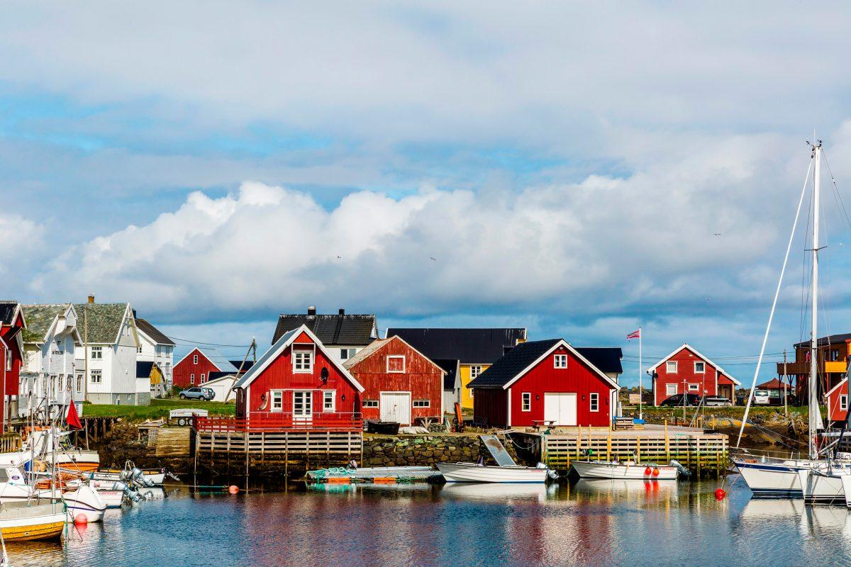 Veiholmen, Norway