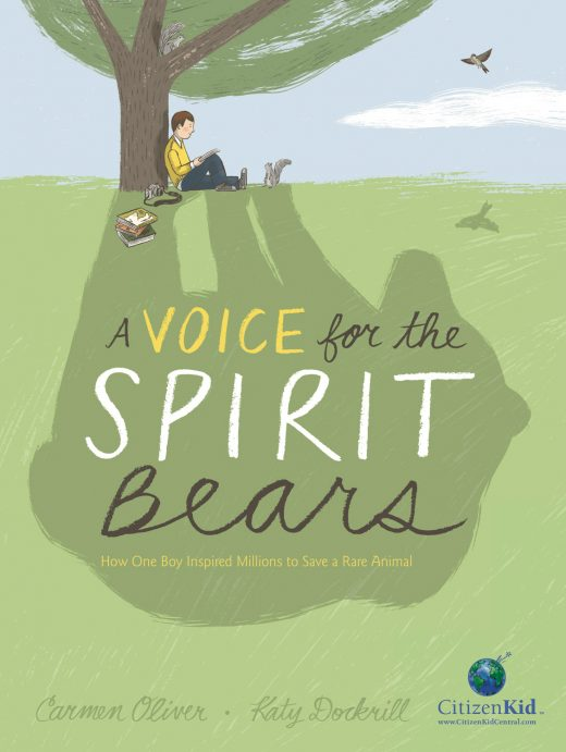 A Voice for the Spirit Bears cover image