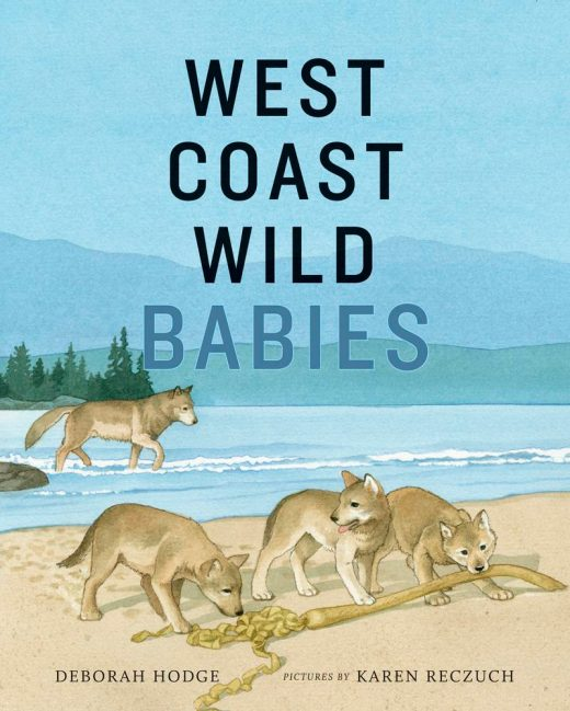 cover of West Coast Wild Babies