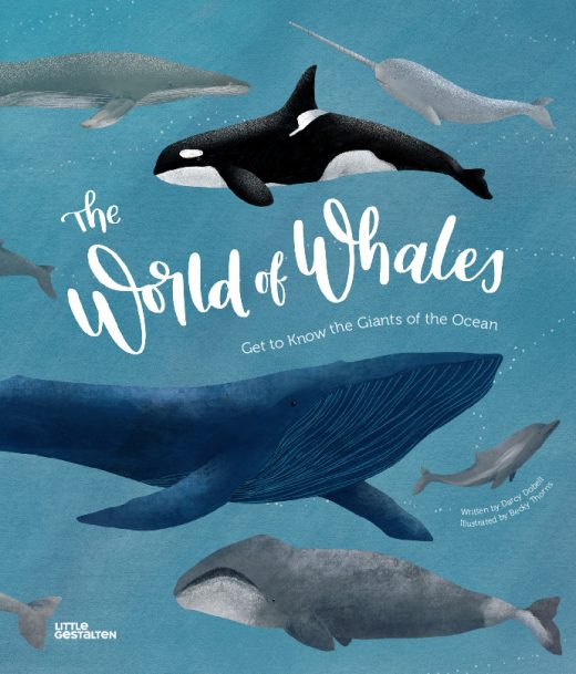 cover of The World of Whales