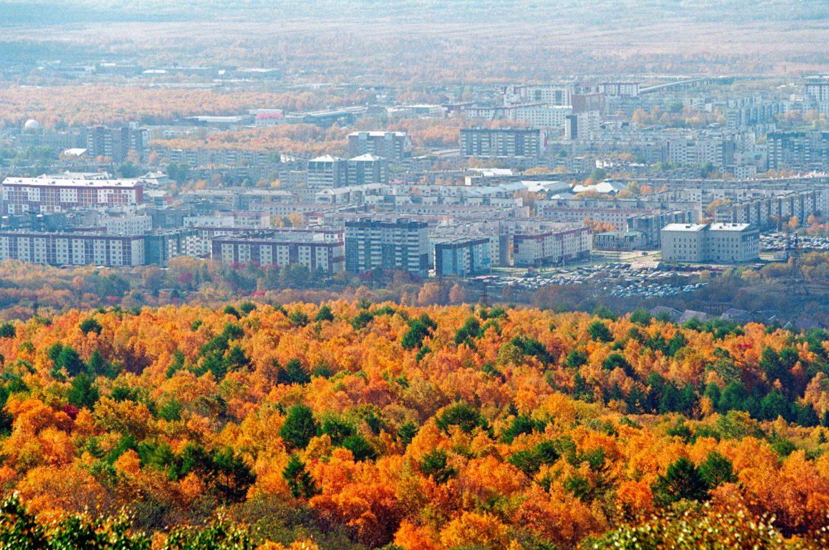 Yuzhno Sakhalinsk, Russia